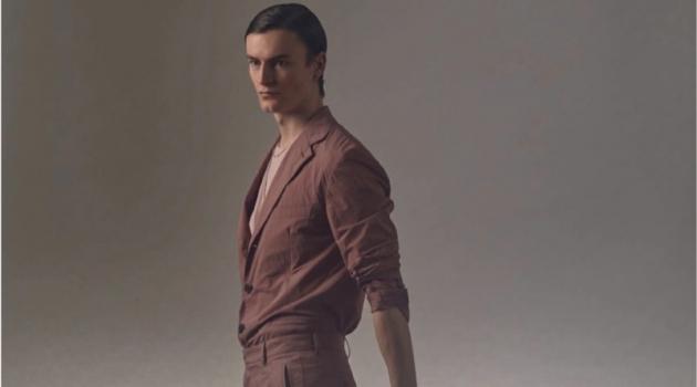 Niu Suits: Jack Chambers for Spanish GQ