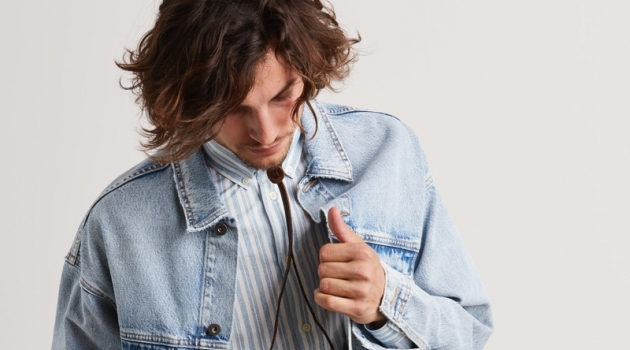 "Western style is front and center for Levi's Made & Crafted's ""The New West"" collection."