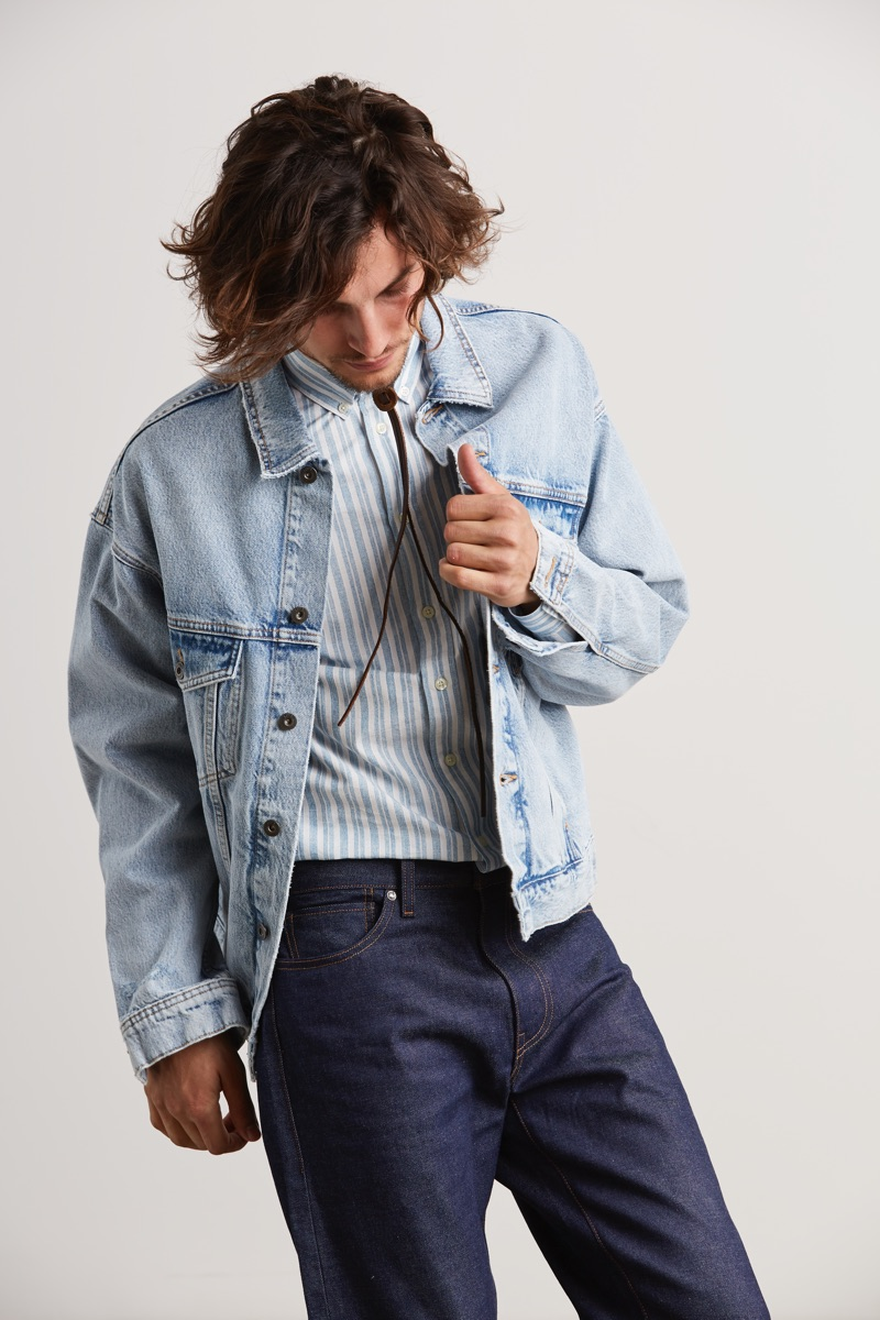 """Western style is front and center for Levi's Made & Crafted's  """"The New West"""" collection."""