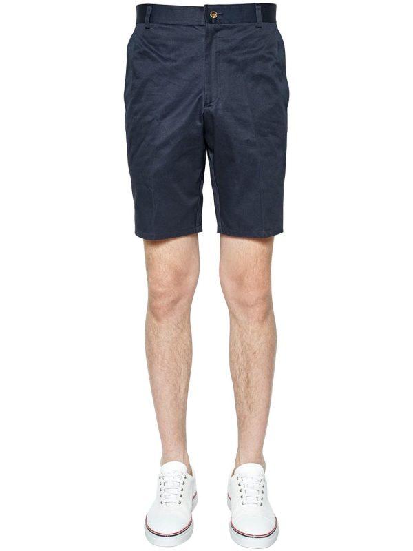 Light Cotton Twill Chino Shorts