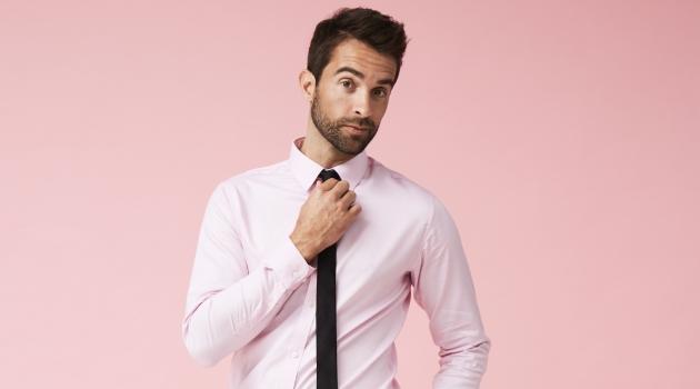 Male Model Smart Style