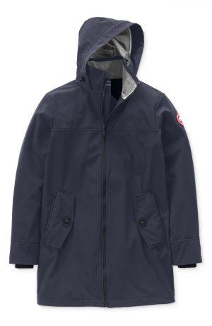 Men's Canada Goose Kent Slim Fit Jacket Windproof/waterproof Jacket, Size Small - Blue