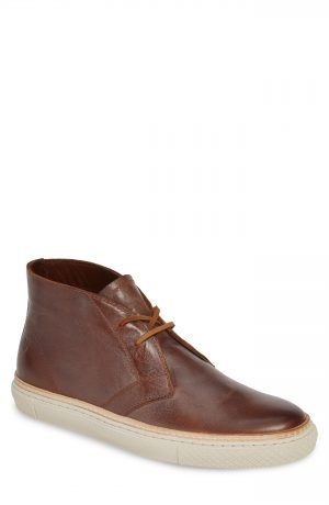 Men's Frye Essex Chukka Boot, Size 7 M - Brown