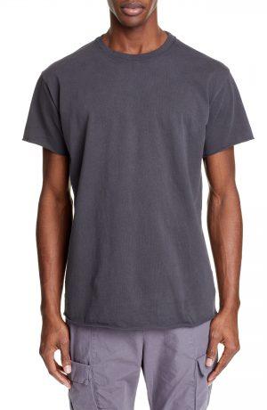 Men's John Elliott Anti Expo Crewneck T-Shirt, Size Small - Grey