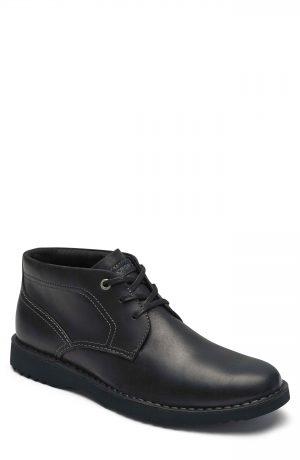 Men's Rockport Cabot Chukka Boot, Size 13 M - Black