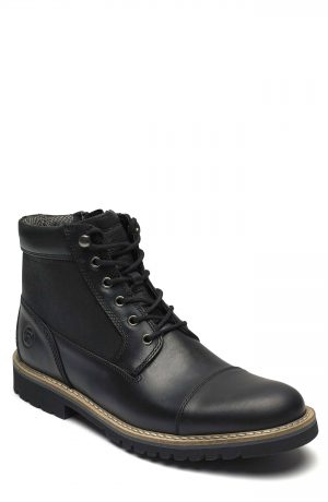 Men's Rockport Marshall Chukka Boot, Size 9.5 W - Black