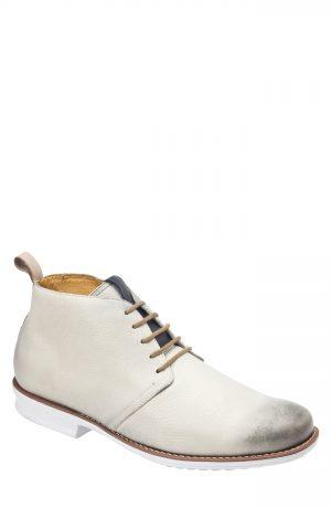 Men's Sandro Moscoloni Manford Chukka Boot, Size 13 D - White
