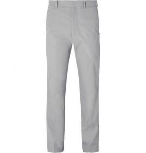 RLX Ralph Lauren - Stretch-Twill Golf Trousers - Men - Gray