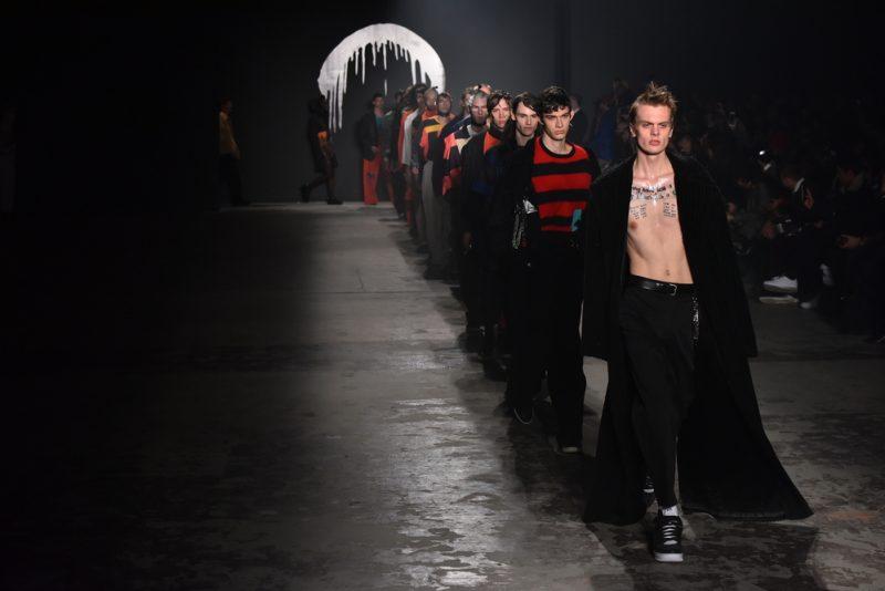 Rochambeau Fashion Week Show 2017