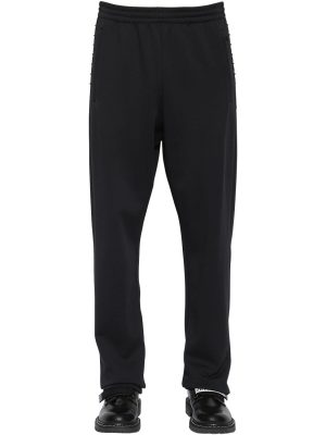Rockstud Techno Jersey Sweatpants