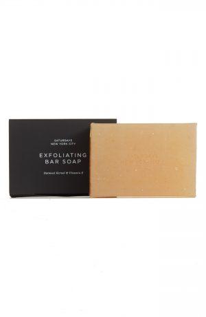 Saturdays Nyc Exfoliating Bar Soap