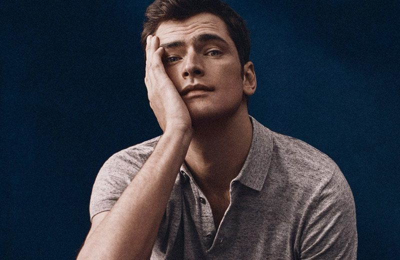 Massimo Dutti enlists Sean O'Pry to star in a stylish spring story.