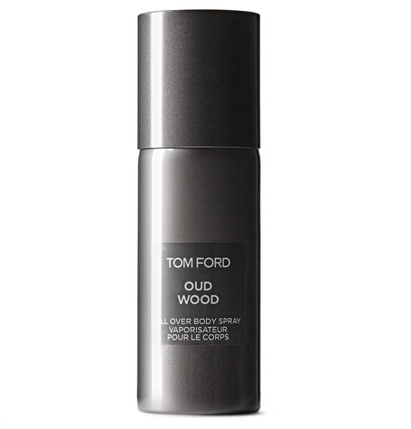 TOM FORD BEAUTY - Oud Wood All-Over Body Spray, 150ml - Men - Colorless