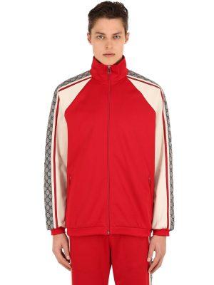 Tech Jersey Casual Jacket