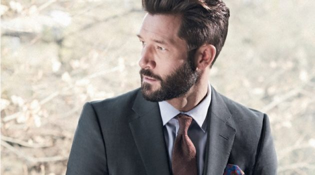 John Halls & Rob Knighton Don Smart Style for The Rake