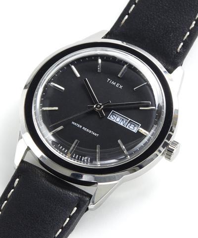 Timex + Todd Snyder Mid Century in Black