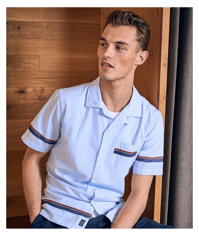 Snyders Model A >> Todd Snyder Spring 2019 Men S Essentials The Fashionisto