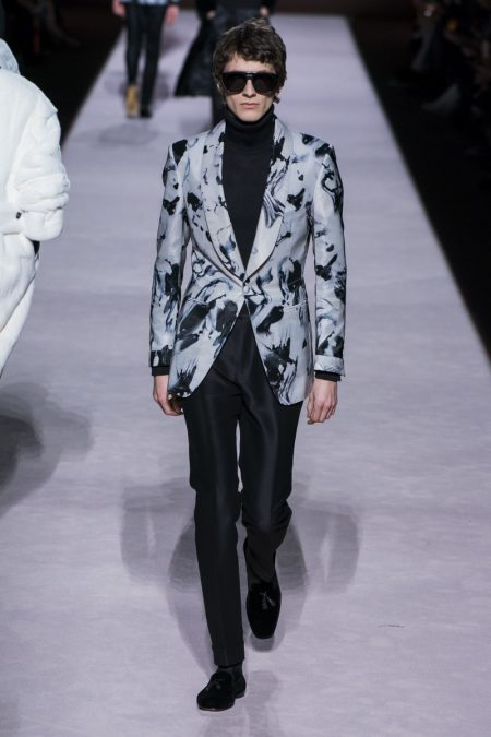 Tom Ford Embraces Understated Luxury for Fall '19 Collection