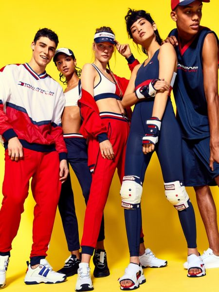 Hilfiger Launches Tommy Sport with Spring '19 Collection