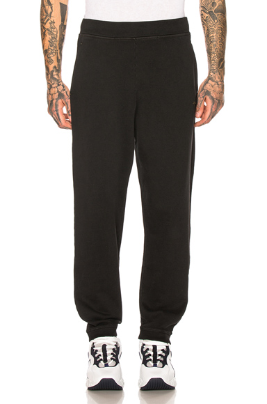 Acne Studios Franco Acid Trousers in Black. - size L (also in M,S,XL)