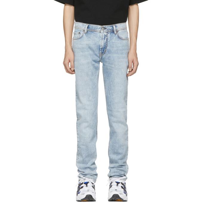 81723a2c Acne Studios Indigo Bla Konst North Jeans | The Fashionisto