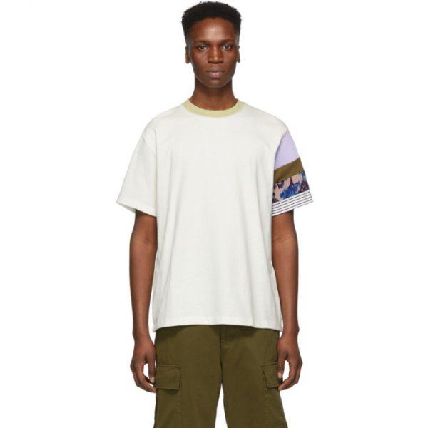 Acne Studios Off-White Eli T-Shirt
