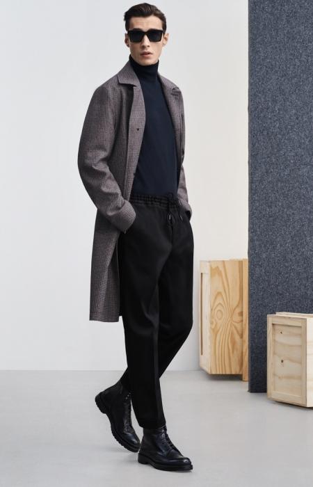b80db5f3ed BOSS Fall 2019 Men's Collection | The Fashionisto