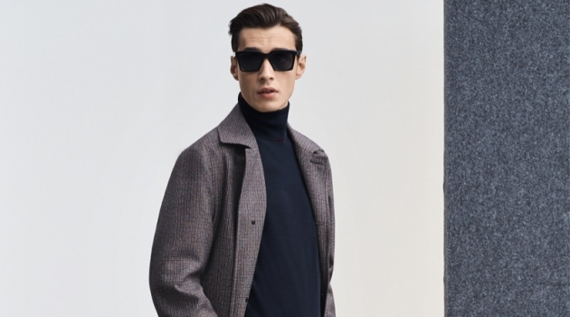 BOSS Delivers Classic Men's Style with Fall '19 Collection