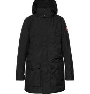 Canada Goose - Crew Dura-Force Light Shell Hooded Jacket - Men - Black