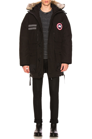 Canada Goose Maccullouch Parka in Black. - size XL (also in )