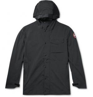 Canada Goose - Nanaimo Tri-Durance Hooded Jacket - Men - Black