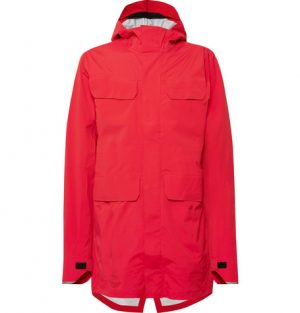 Canada Goose - Seawolf Tri-Durance Shell Hooded Jacket - Men - Red