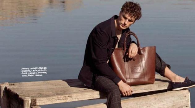 Weekend Lake: David Pascual for Robb Report España