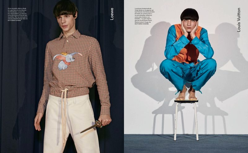 Piero Mendez, Oscar Kindelan + More Bring the Drama for Icon El País