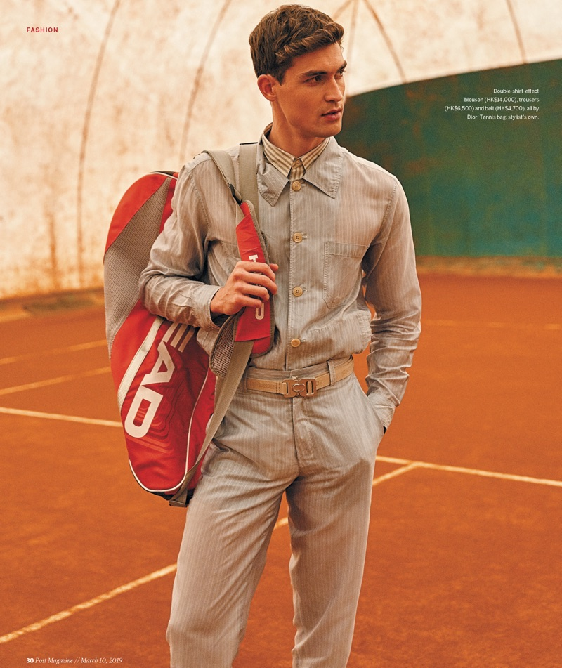 Play Time: Jason Anthony for South China Morning Post Style