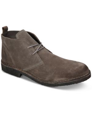 Kenneth Cole Men's Hewitt Suede Chukka Boots Men's Shoes