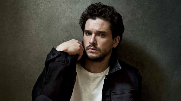 Actor Kit Harington stars in a new photo shoot for Variety.