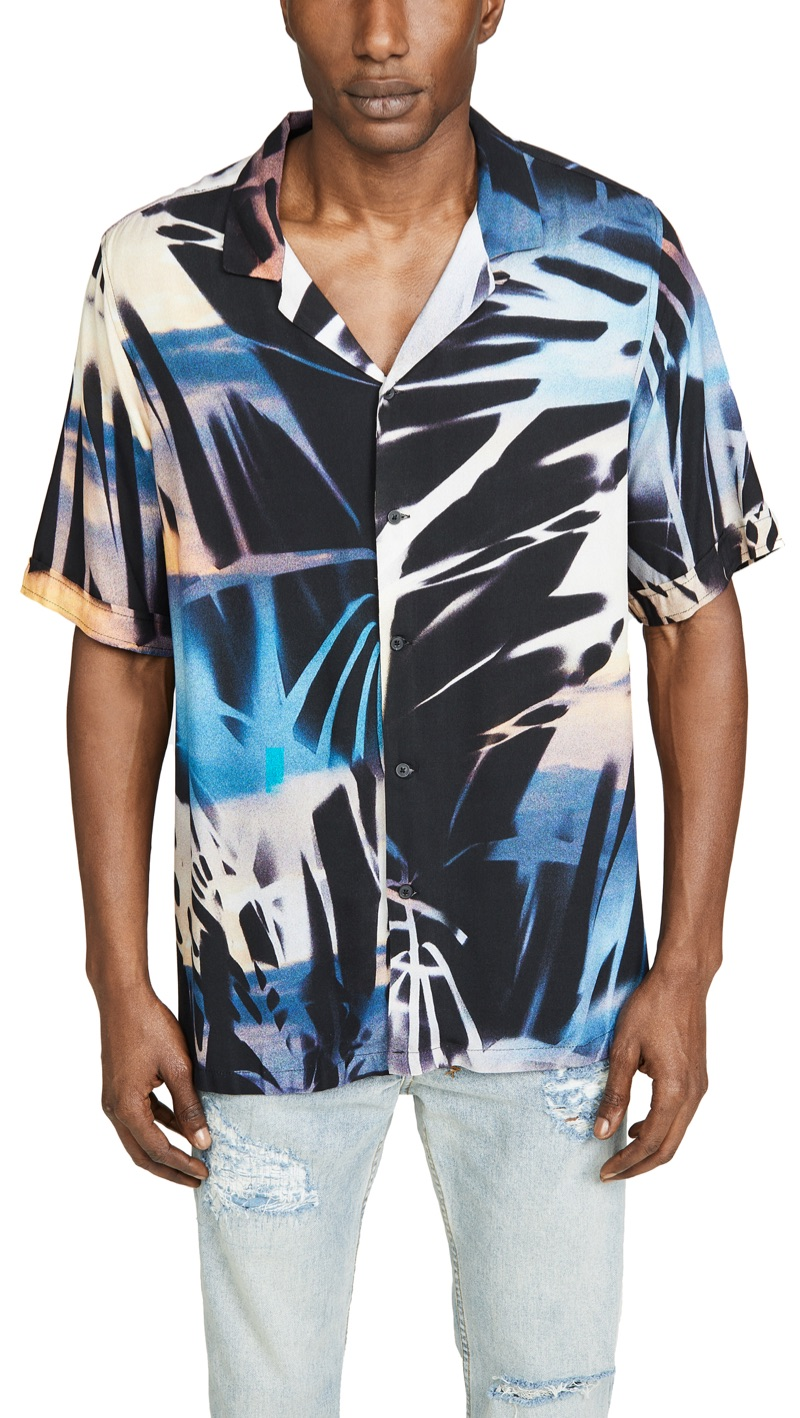 Ksubi Palms Resort Shirt