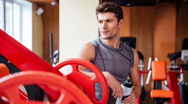 Man Workout Clothes