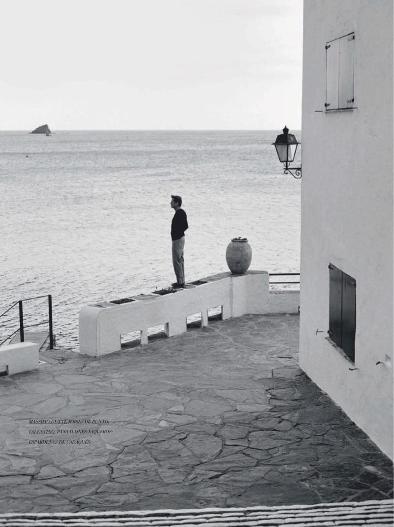 Mark Vanderloo Stars in Spanish GQ Cover Shoot