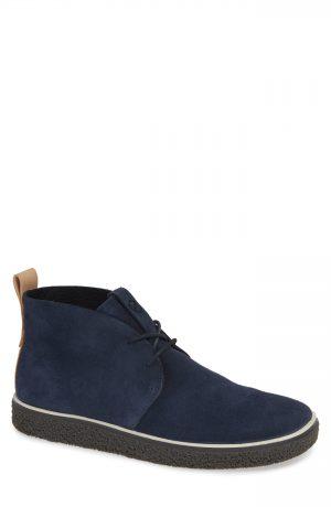 Men's Ecco Crepetray Chukka Boot, Size 8-8.5US / 42EU - Blue