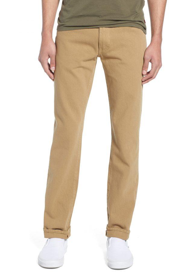 Men's Levi'S 511(TM) Slim Fit Jeans, Size 28 x 32 - Beige