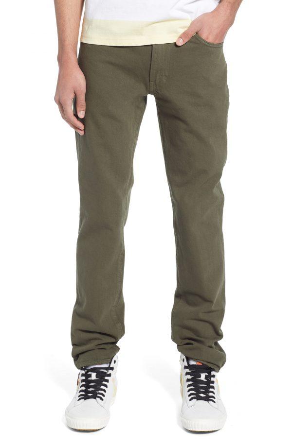 Men's Levi'S 511(TM) Slim Fit Jeans, Size 28 x 32 - Green