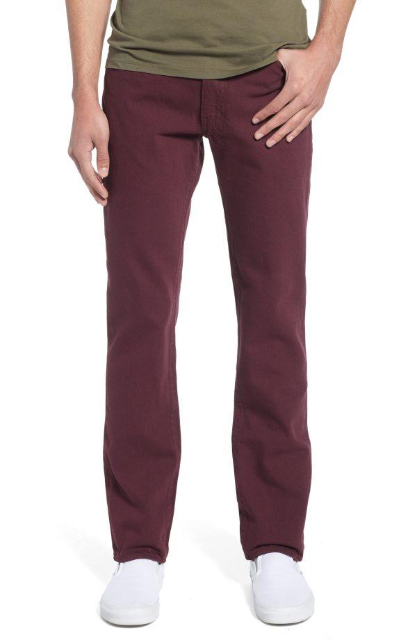 Men's Levi'S 511(TM) Slim Fit Jeans, Size 28 x 32 - Purple