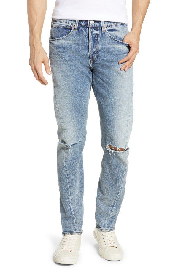 Men's Levi'S Engineered Jeans(TM) Straight Leg Jeans, Size 28 x 32 - Blue