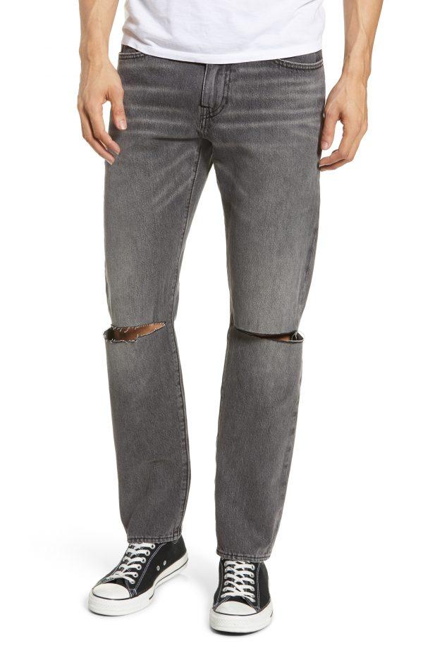 Men's Levi's X Justin Timberlake 502(TM) Slim Fit Jeans, Size 29 x 32 - Blue