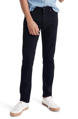 Men's Madewell Slim Fit Jeans, Size 30 x 32 - Black