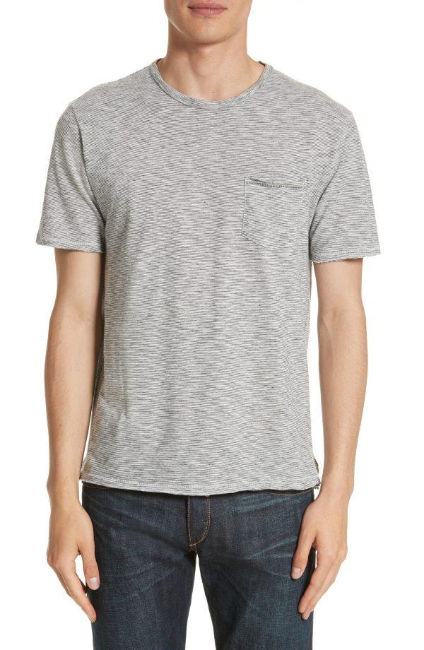 Men's Rag & Bone Owen Pocket T-Shirt