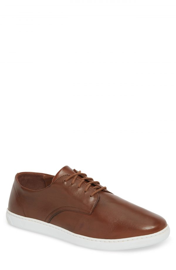 Men's Vince Camuto Nok Derby Sneaker, Size 8 M - Brown