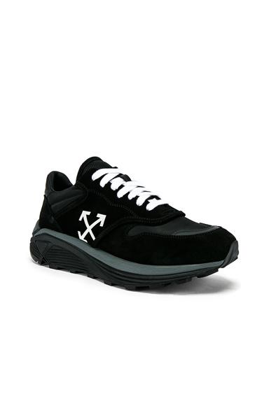 sale retailer e46c7 2670b OFF-WHITE Jogger Sneaker in Black,White. - size 43 (also in 40,42,45)